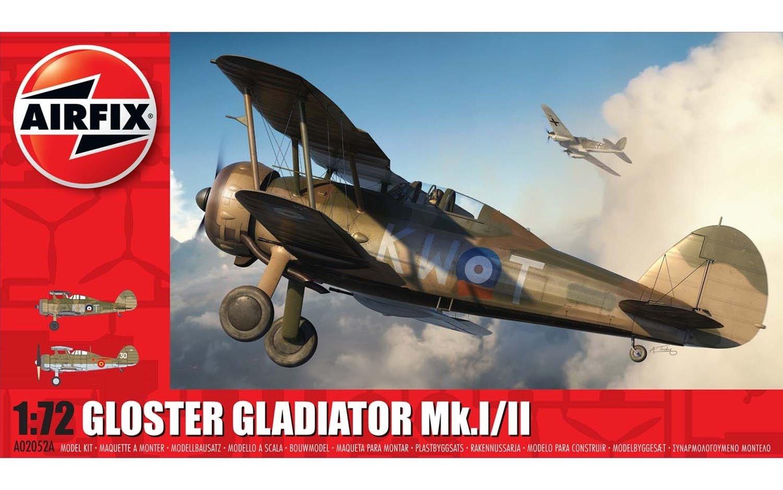 Gloster Gladiator Mk.I/Mk.II 1:72