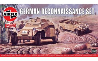 German Reconnaisance Set 1:76