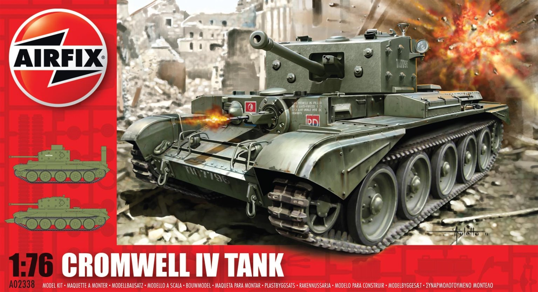 Cromwell IV Tank 1:76
