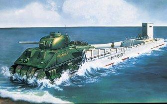LCM3 & Sherman 1:76