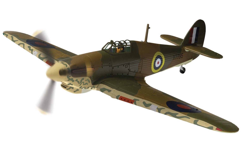 1:72 Hawker Hurricane Mk.I, V7795 Plt. Off W Vale, RAF No.80 Squadron, Maleme