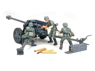 1:35 Military Miniature Series no.47 German 75mm Anti-Tank Gun
