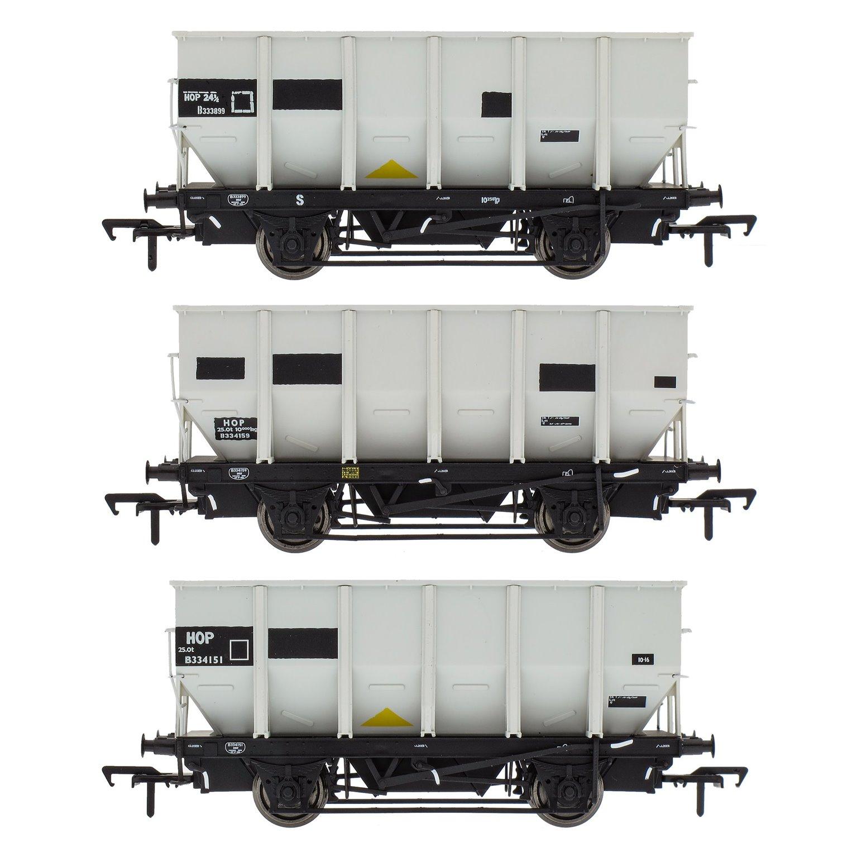 BR 24.5T HOP24/HUO Coal Hopper - Grey pre TOPS- Pack O