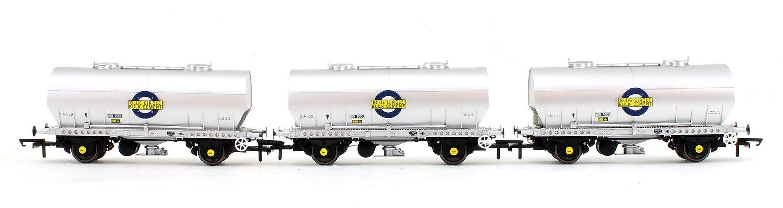 APCM Cemflo / PCV Powder Wagon - Triple Pack - LA222, LA226, LA229 - PreTOPS