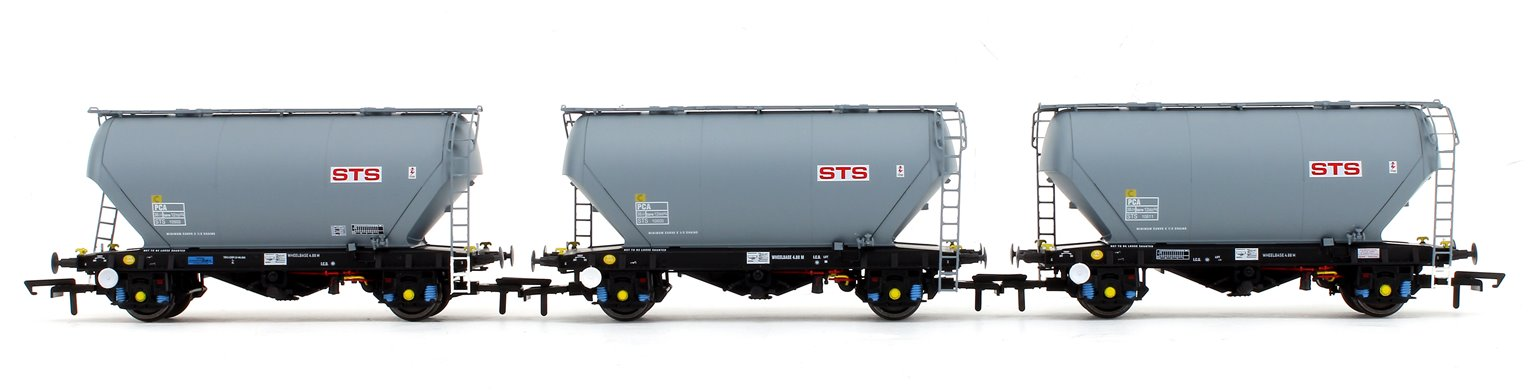 PCA Bulk Cement - STS Pack A