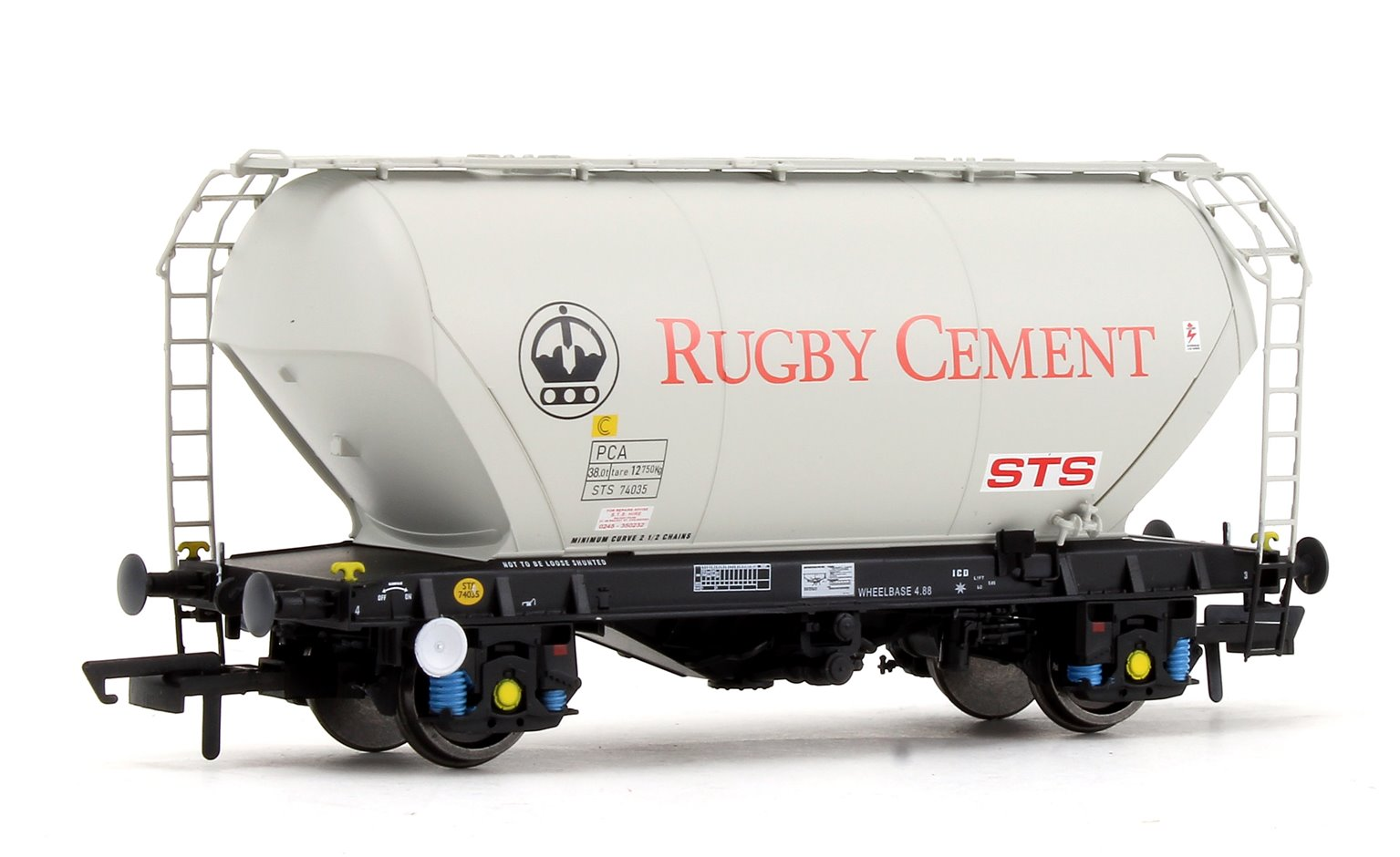 PCA Bulk Cement - Rugby Cement Pack E