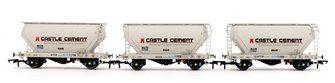 PCA Bulk Cement - Castle Cement Pack K