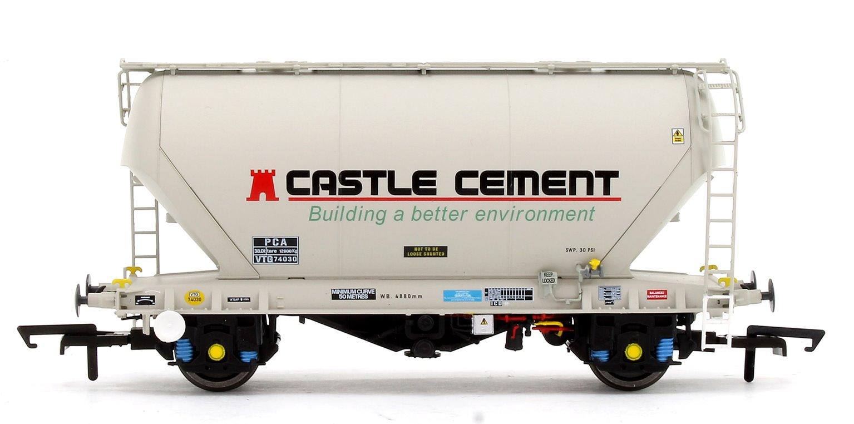 PCA Bulk Cement - Castle Cement Pack M