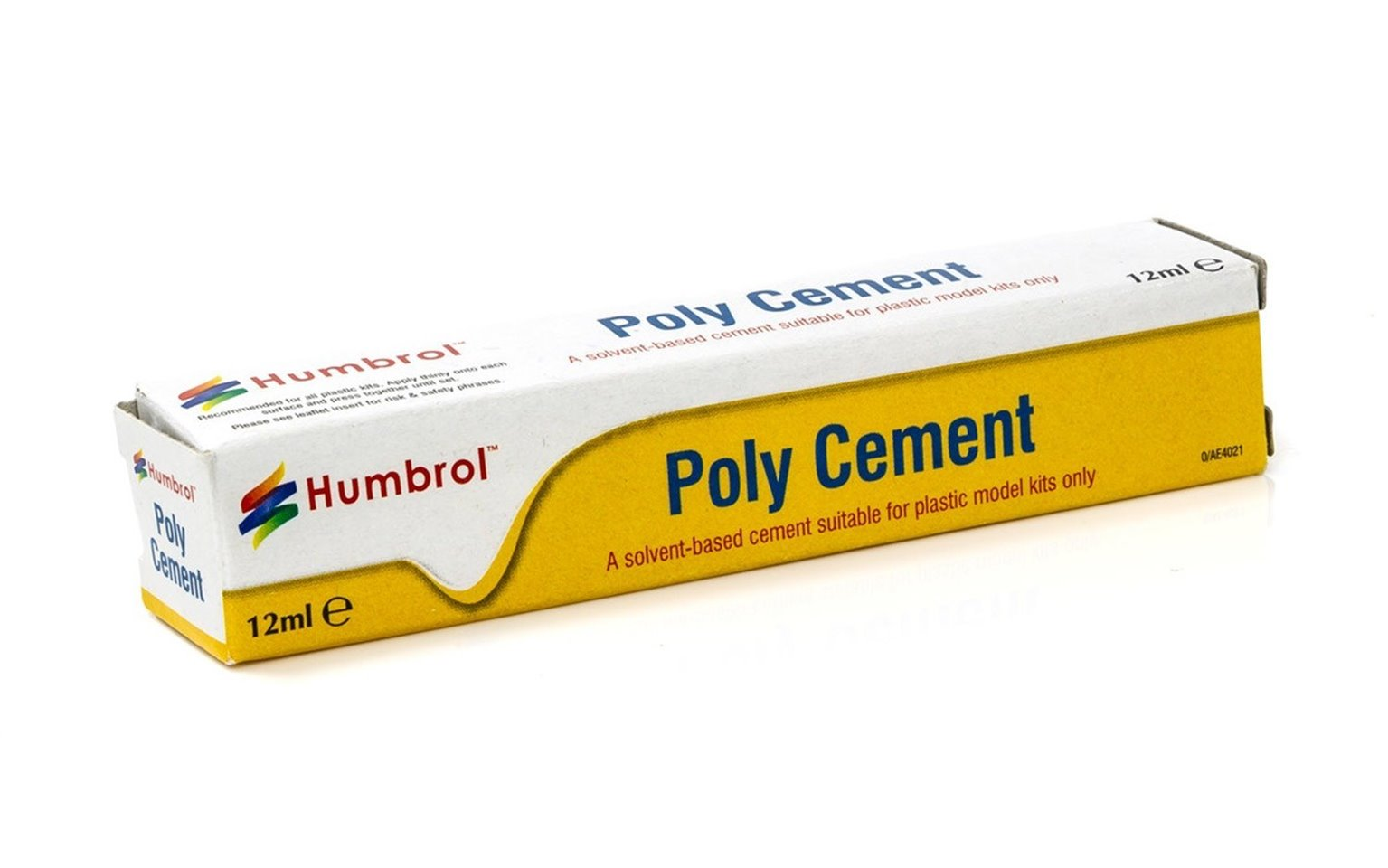 Poly Cement - 12ml Tube