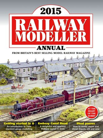 Peco Railway Modeller Annual 2015 (124 pages)