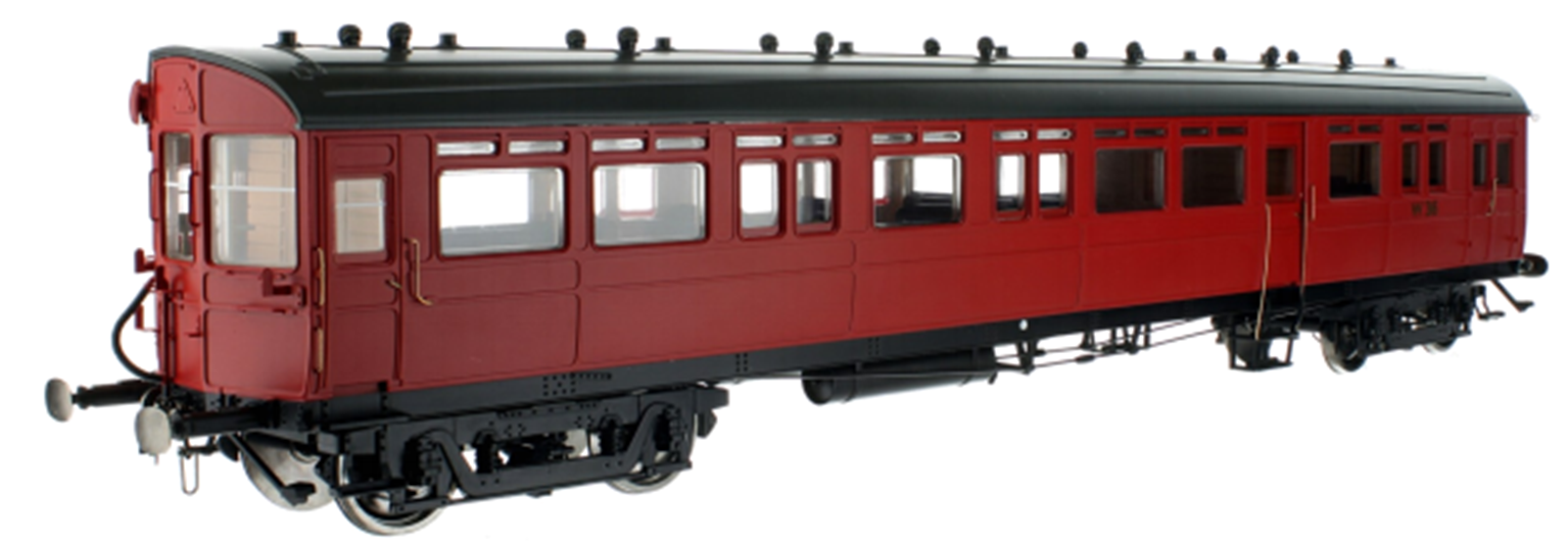 Autocoach BR 40 Maroon Light Bar  Fitted