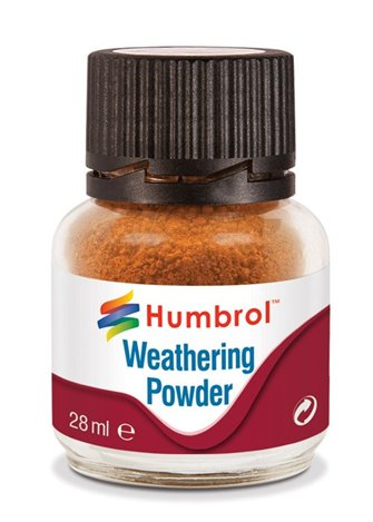 Weathering Powder Rust - 28ml