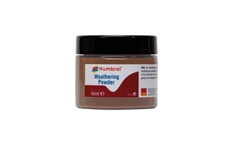 Weathering Powder Dark Rust - 45ml