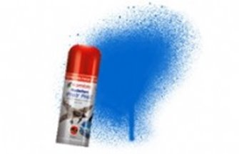 Humbrol Fluorescent Blue Acrylic Spray (150ml)