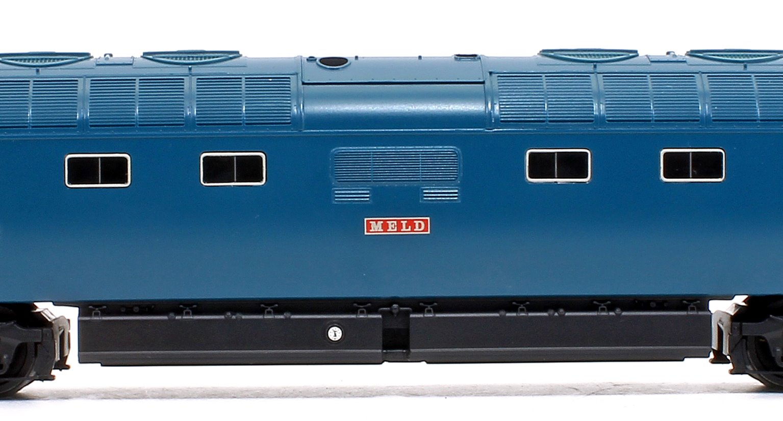 Class 55 Deltic 55003 'Meld' BR Blue Diesel Locomotive