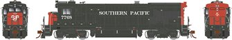 HO Scale GE B36-7 Locomotive: Southern Pacific - 7764 (single P3 horn)