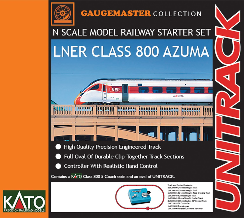 LNER Class 800 Azuma Premium Train Set