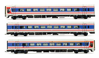 Class 159 No.159013 BR Network SouthEast livery 3 Car DMU DCC Sound