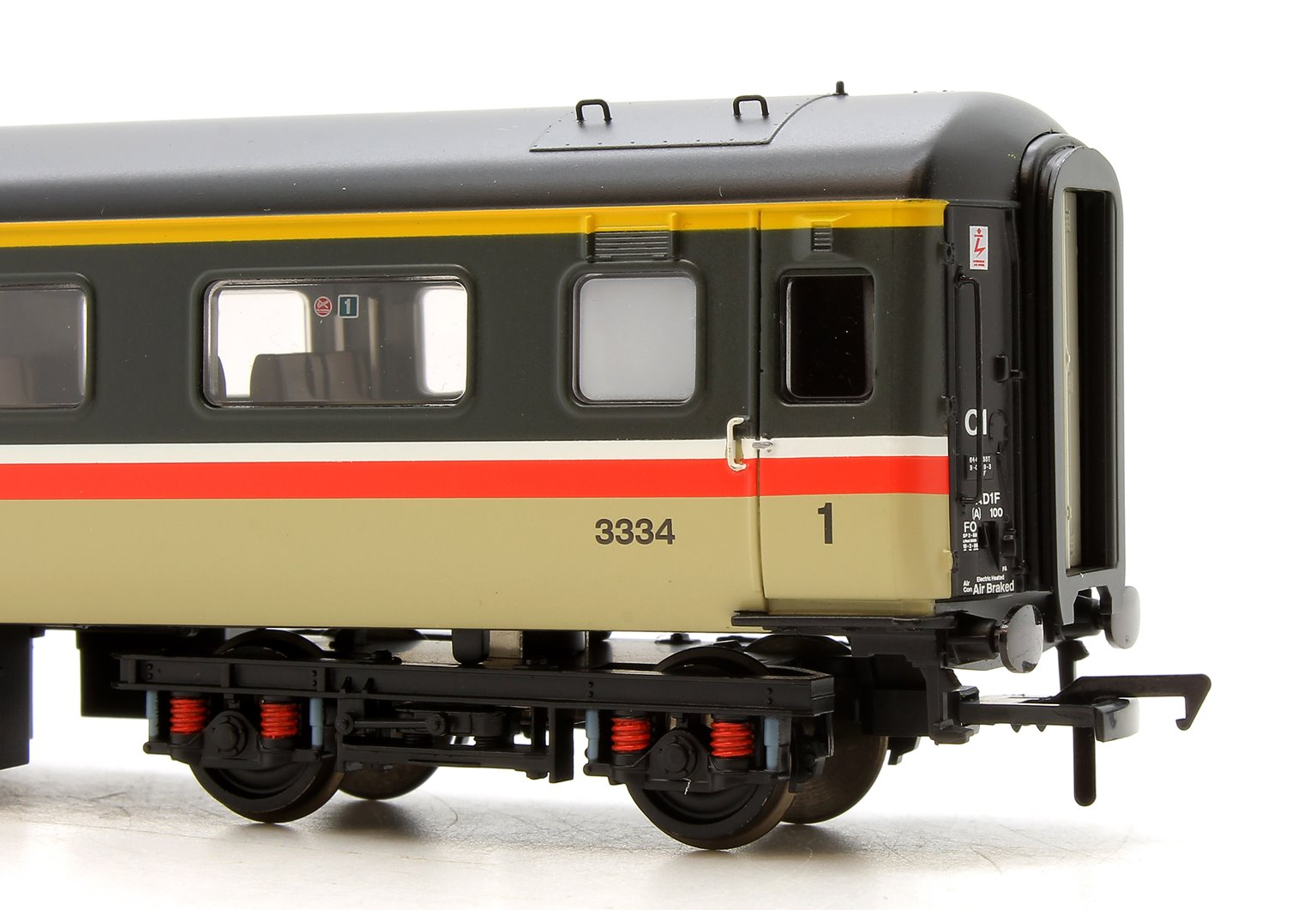 BR MK2F FO First Open InterCity