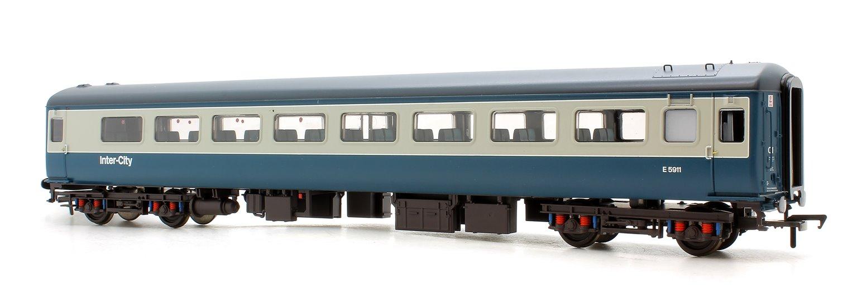 BR MK2F TSO Tourist Second Open Blue & Grey Intercity Coach DCC