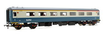 BR MK2F RFB Restaurant First Buffet Blue & Grey (Preserved) DCC