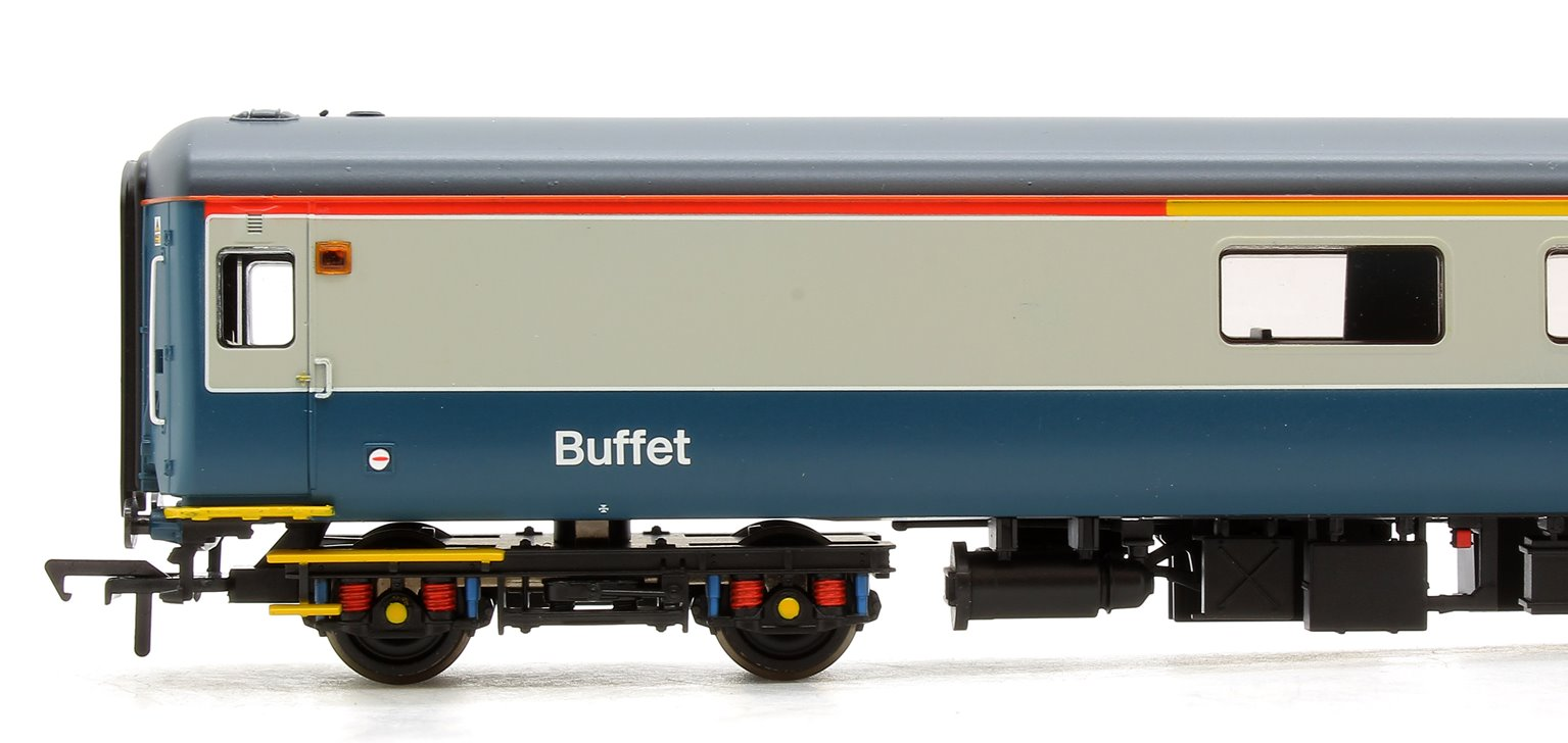 BR MK2F RFB Restaurant First Buffet Blue & Grey (Preserved)