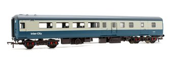 BR MK2F BSO Brake Second Open Blue & Grey Intercity Coach DCC