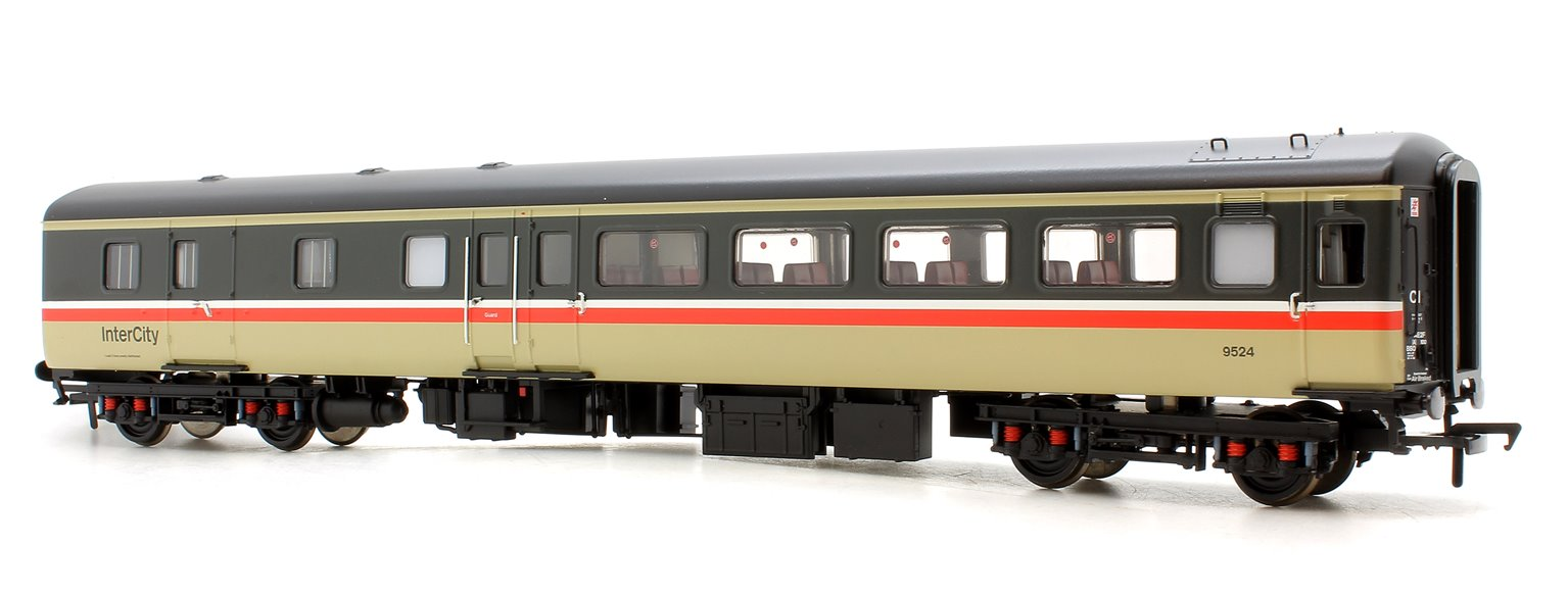 BR MK2F BSO Brake Second Open InterCity DCC