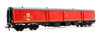 BR MK1 POT Coach TPO Stowage Van Royal Mail TPO Red (EWS)
