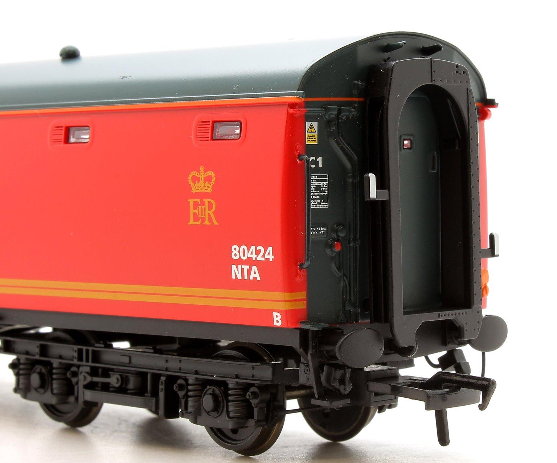 BR MK1 POT Coach TPO Stowage Van Royal Mail TPO Red (EWS)