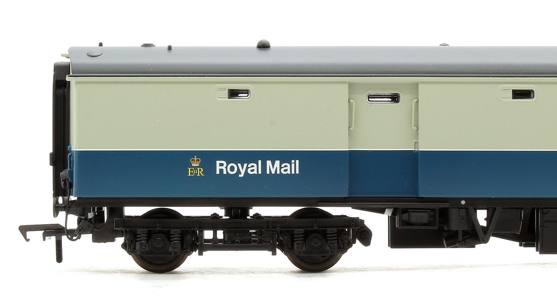 BR Mk1 POT Coach TPO Stowage Van BR Blue & Grey