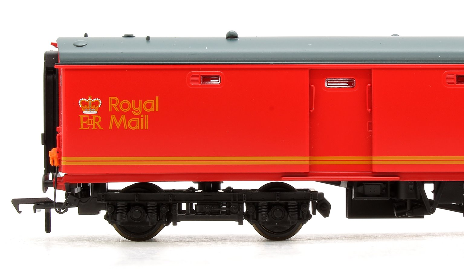 BR Mk1 POT Coach TPO Stowage Van Royal Mail Letters Large Red