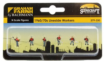 1960/70's Lineside Workers