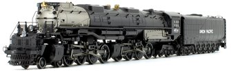 """Hornby Rivarossi Union Pacific 4-8-8-4 """"Big Boy"""" Heavy Freight Steam Locomotive No.4014 Sound Fitted"""