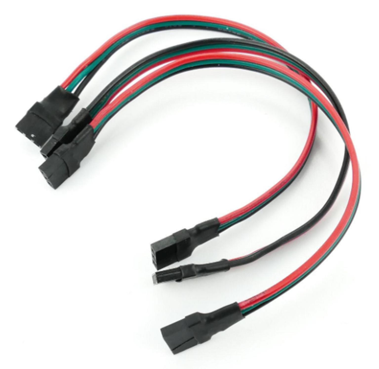 Standard Point Motor Decoder W/CDU (3 pack)