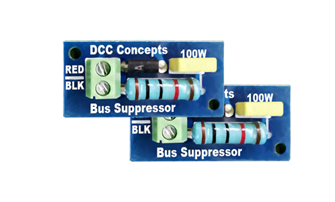 Bus Spike Suppressors (2 Pack)