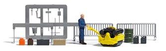 Figures - Pedestrian Roller