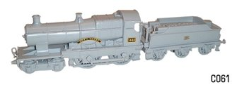 City of Truro Loco Plastic Kit