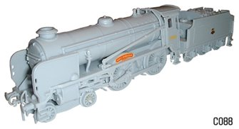 Schools Class - Kings Wimbledon Loco Plastic Kit
