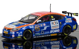 BTCC MG6, Jack Goff Triple Eight Racing No.31 Brands Hatch Slot Car