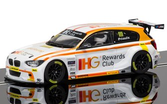 BTCC BMW 125 Series 1 2015 IHG Andy Priaulz No.111 Slot Car