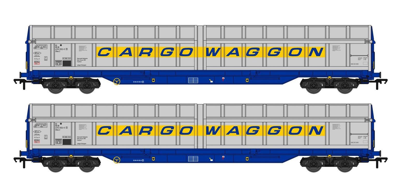 CARGOWAGGON IWA Sfins2 Holdall Van Twin Pack