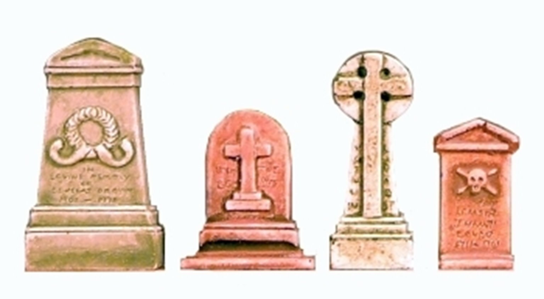 Gravestones Assorted - Pack B