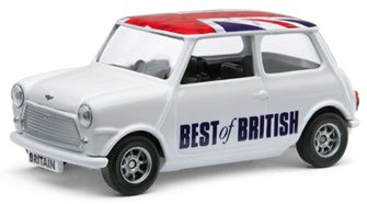 Corgi DieCast White Mini GS82298 Best of British