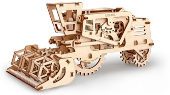 Mechanical model Combine