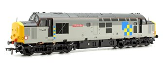 Class 37 425 'Sir Robert McAlpine / Concrete Bob' BR Construction Sector Diesel Locomotive DCC Sound