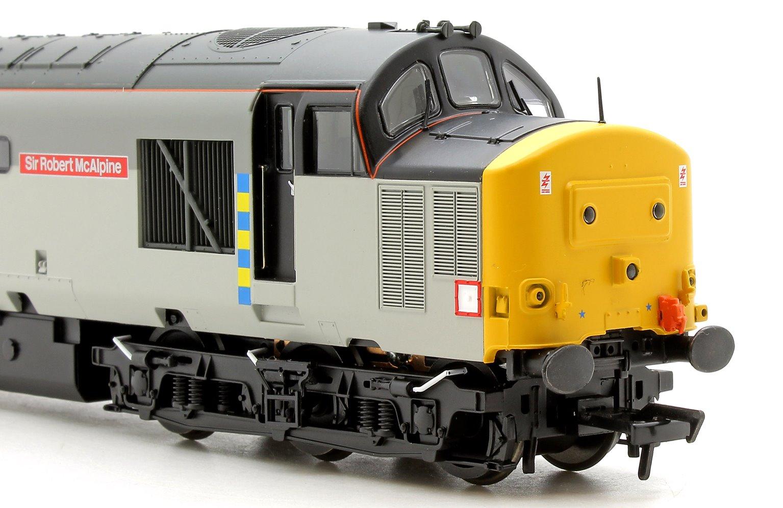 Class 37 425 'Sir Robert McAlpine / Concrete Bob' BR Construction Sector Diesel Locomotive