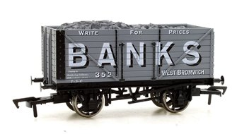 8 Plank Wagon Banks 352