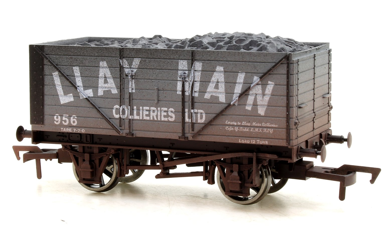 8 Plank Wagon Llay Main 956 Grey Weathered