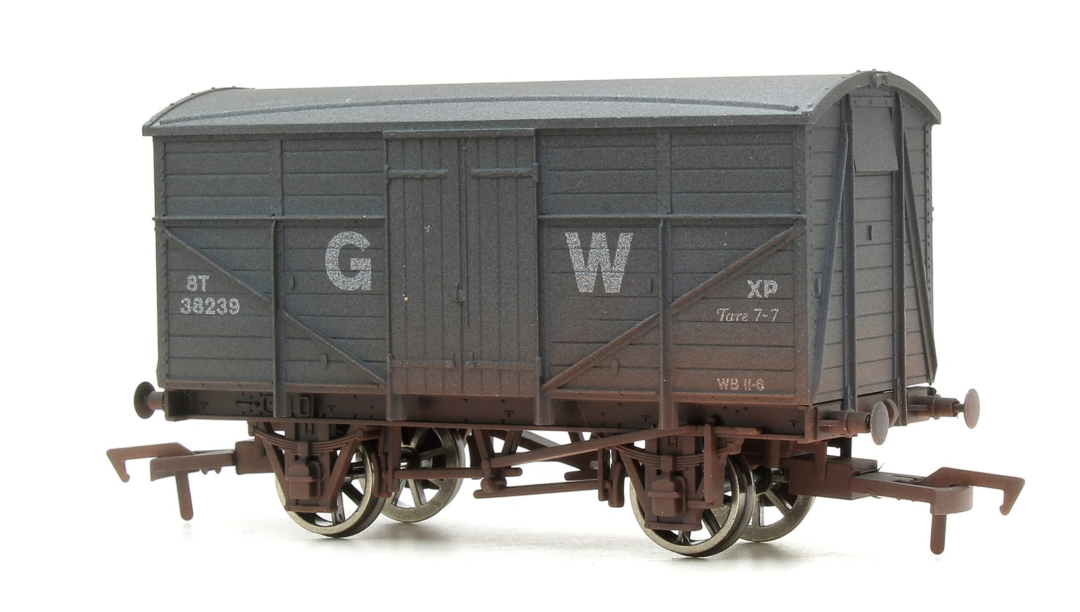 Fruit Mex GWR 38239 Weathered